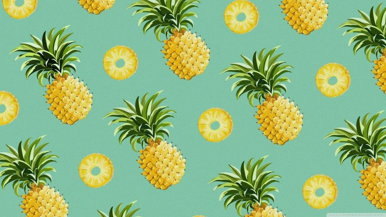 pineapple wallpaper 77