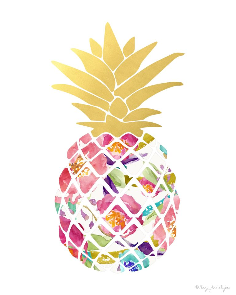pineapple wallpaper 79
