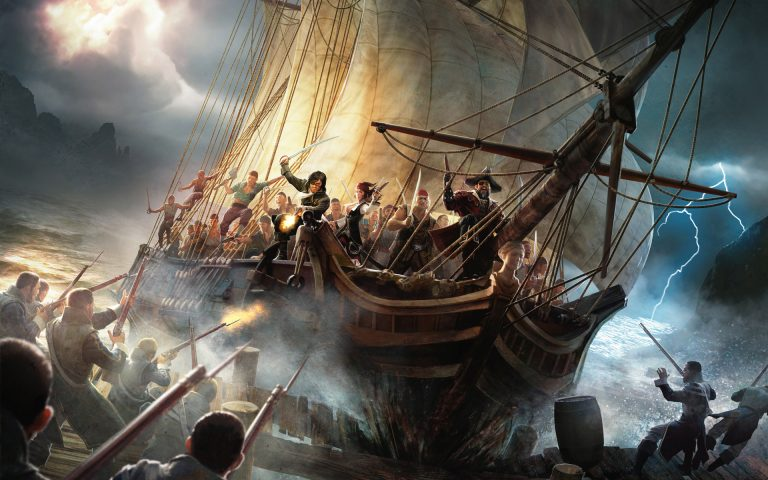 pirate wallpaper 125