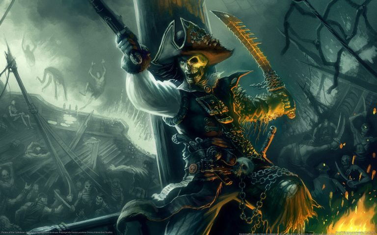 pirate wallpaper 149
