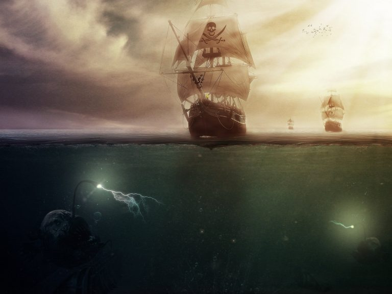 pirate wallpaper 173