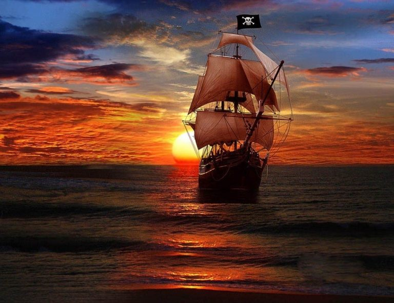 pirate wallpaper 175