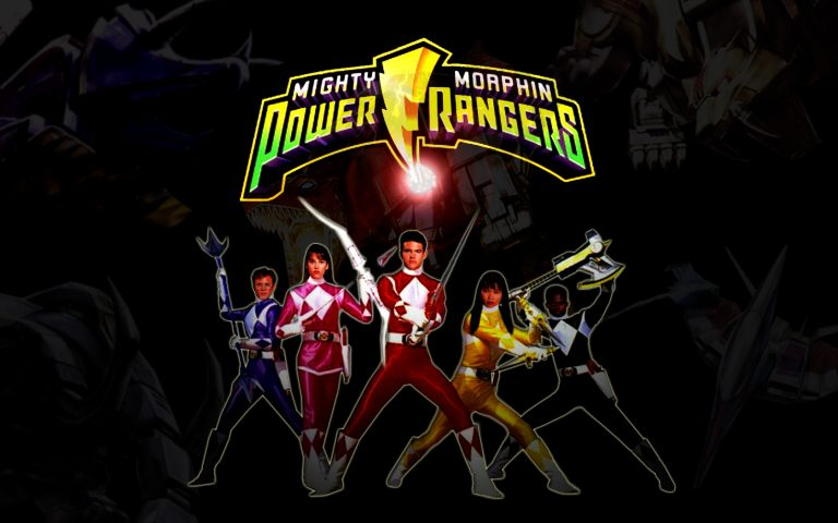 power rangers wallpaper 091