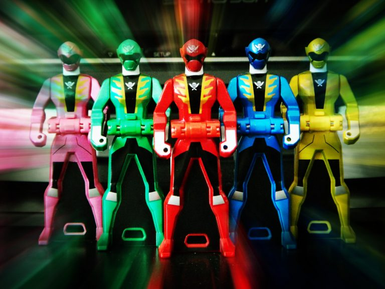 power rangers wallpaper 094