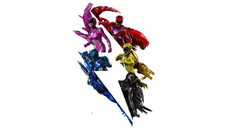 power rangers wallpaper 100