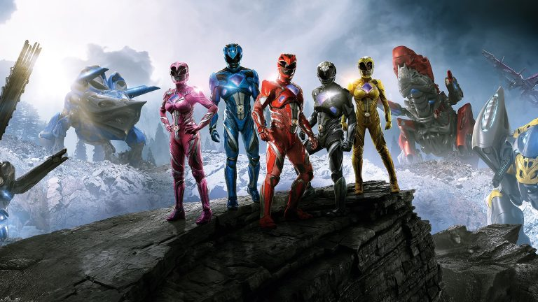 power rangers wallpaper 101