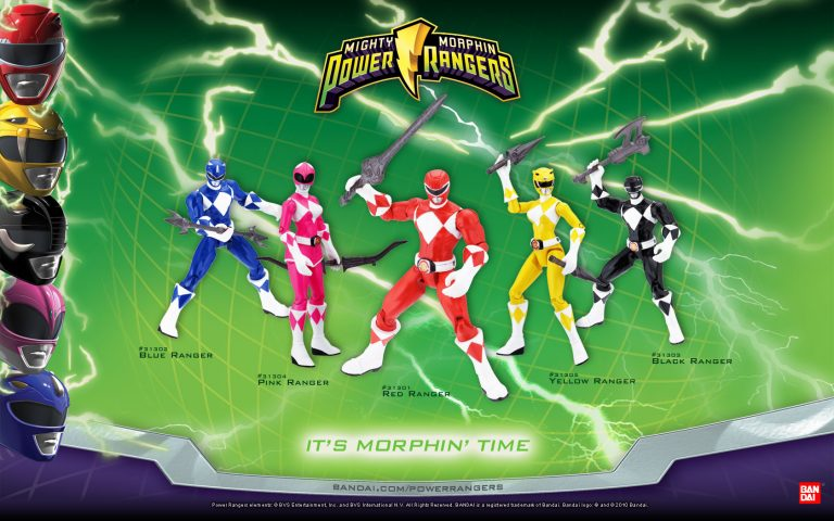 power rangers wallpaper 125