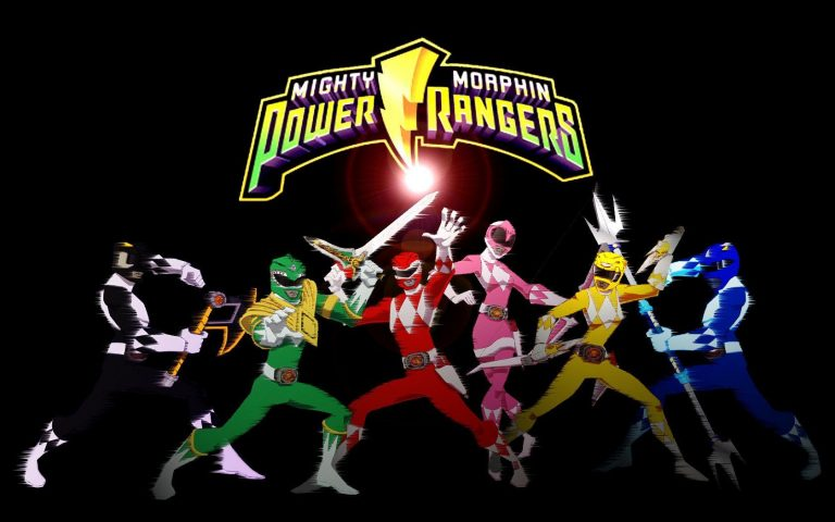 power rangers wallpaper 133