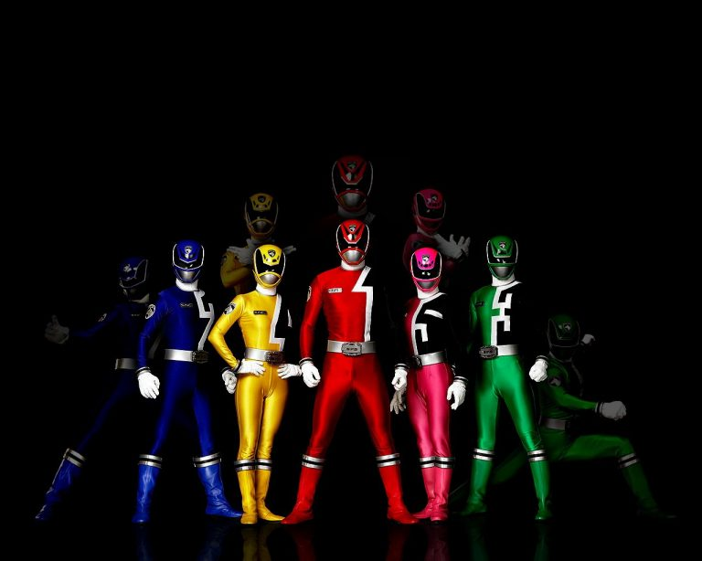 power rangers wallpaper 137