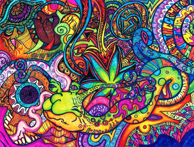psychedelic wallpaper 160