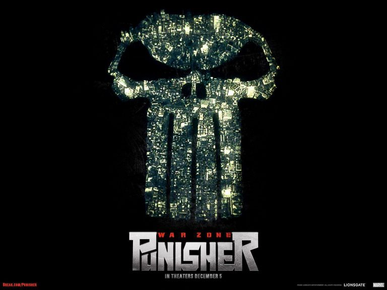 punisher wallpaper 002