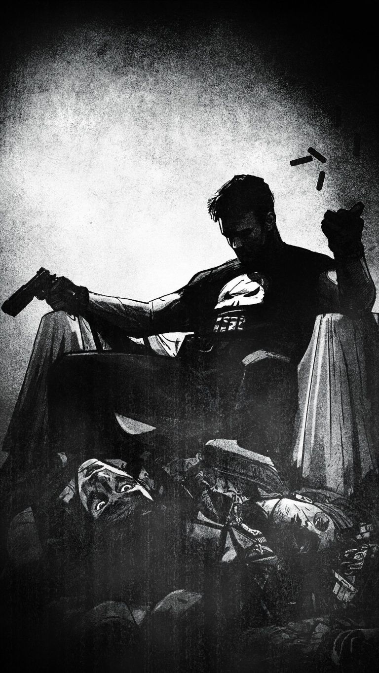 punisher wallpaper 006