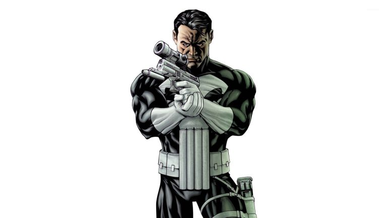 punisher wallpaper 008