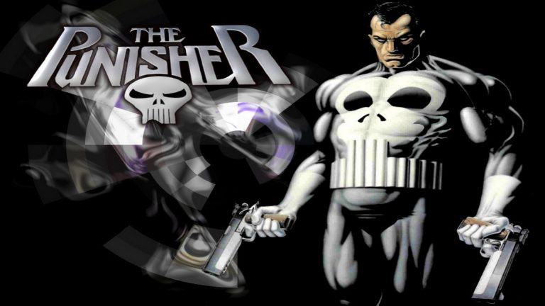 punisher wallpaper 099