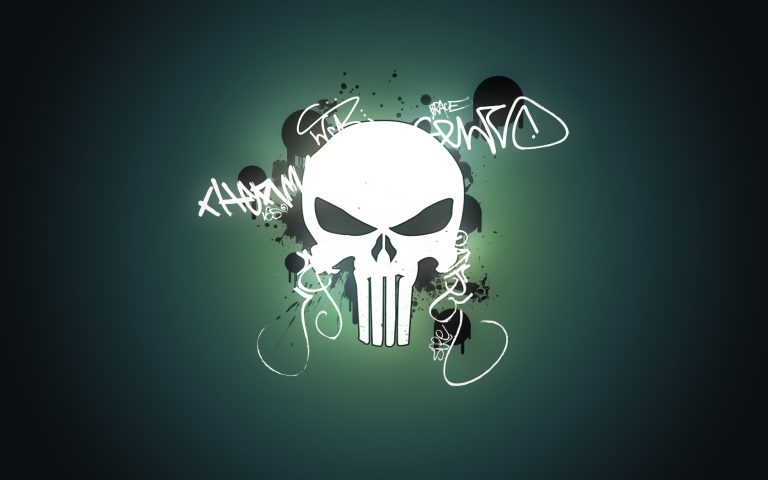 punisher wallpaper 112