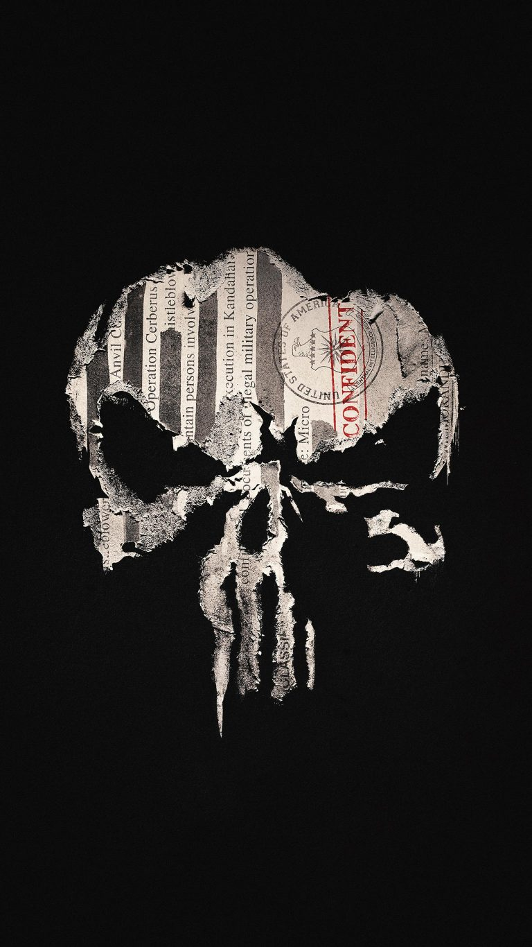 punisher wallpaper 125