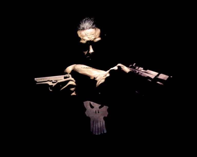 punisher wallpaper 126