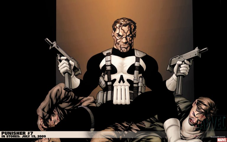 punisher wallpaper 131
