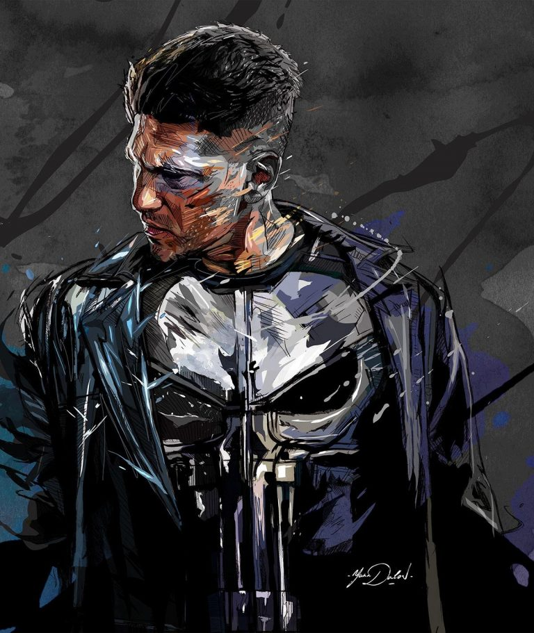punisher wallpaper 138