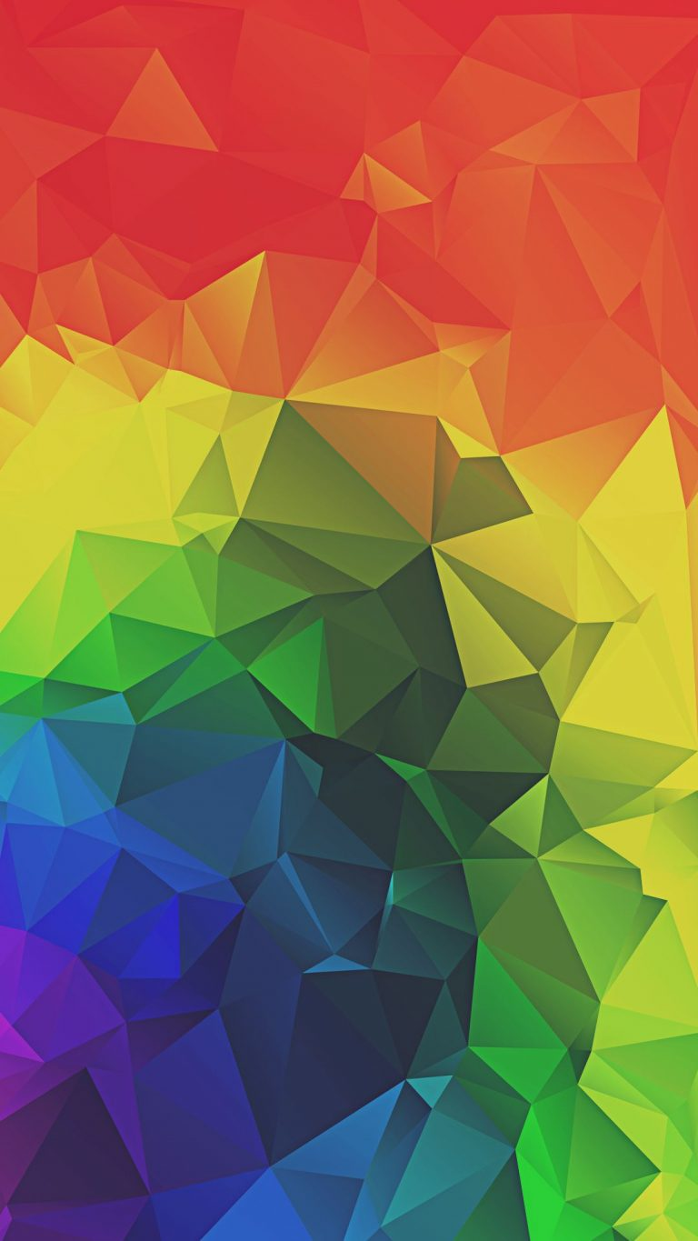 rainbow wallpaper 01