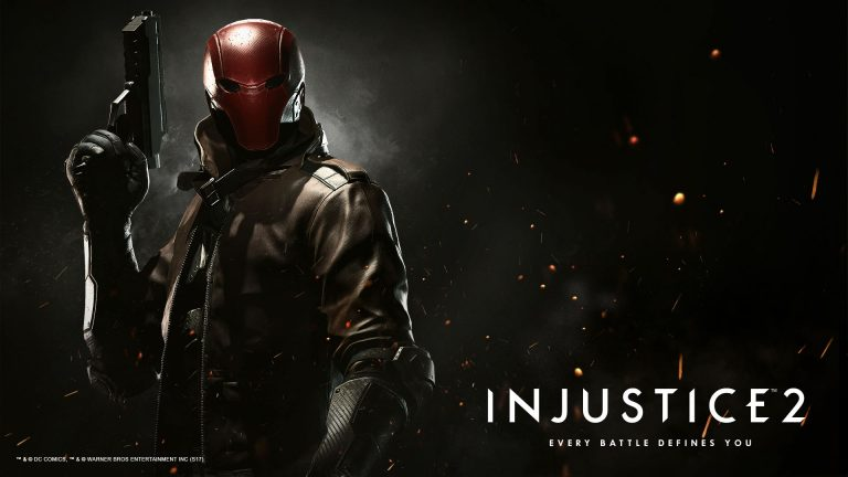 red hood wallpaper 008