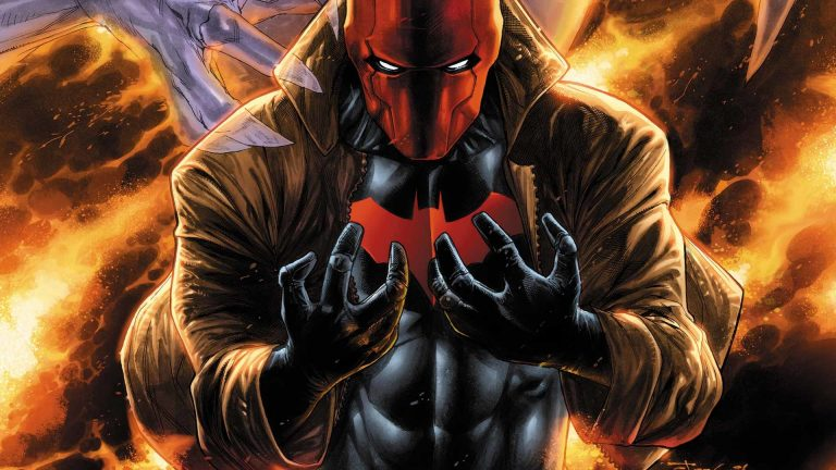 red hood wallpaper 011