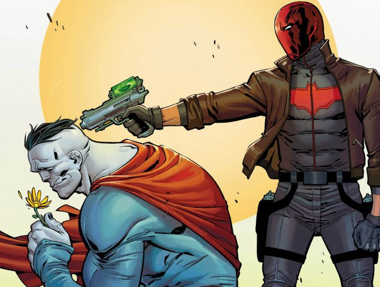 red hood wallpaper 026