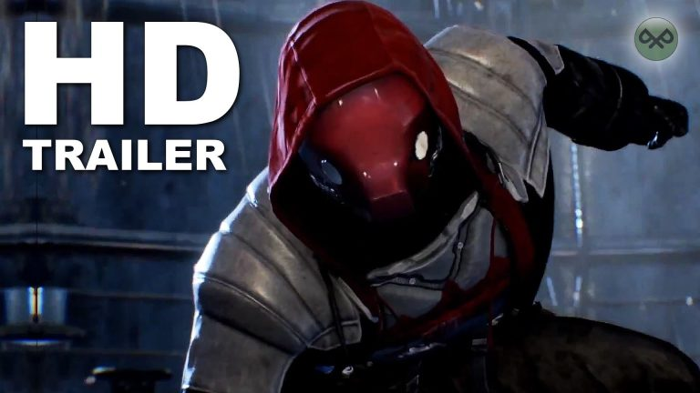 red hood wallpaper 029