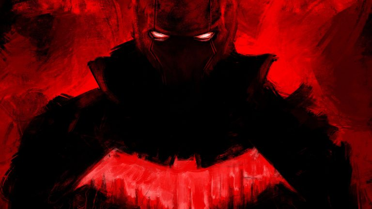 red hood wallpaper 034