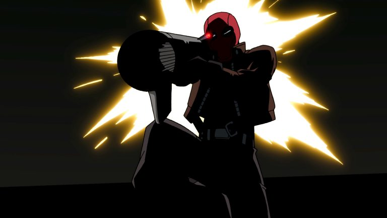 red hood wallpaper 042