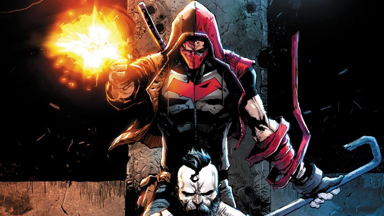 red hood wallpaper 046