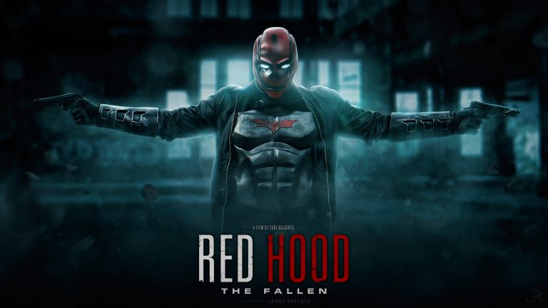 red hood wallpaper 047