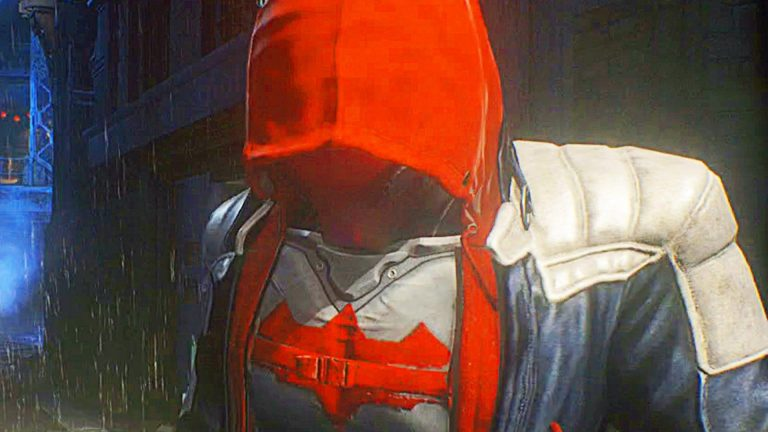 red hood wallpaper 056