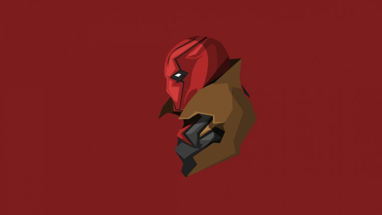 red hood wallpaper 058