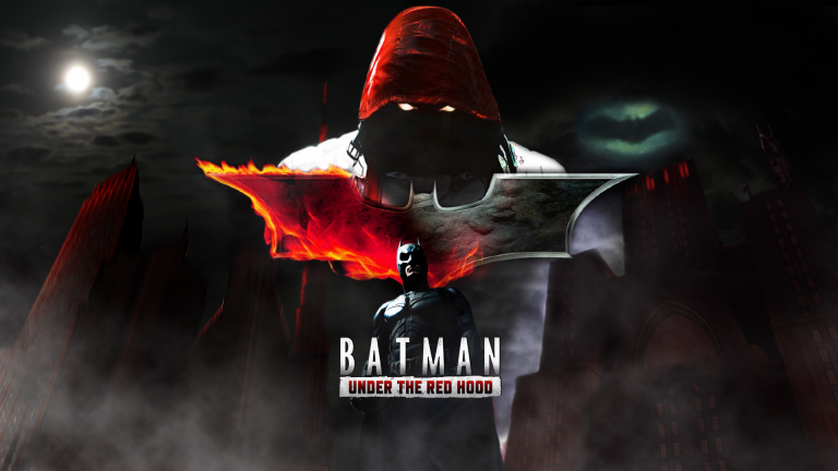 red hood wallpaper 060