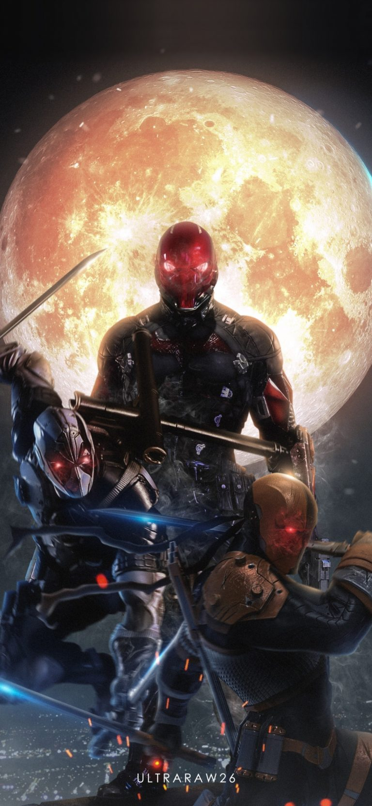 red hood wallpaper 061