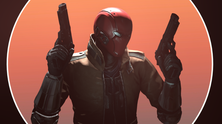 red hood wallpaper 064
