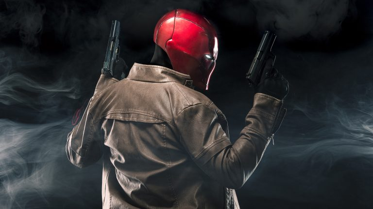 red hood wallpaper 065