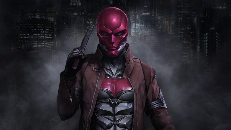 red hood wallpaper 068