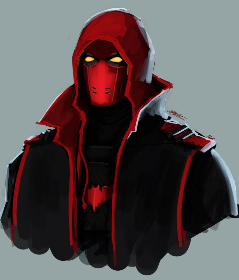 red hood wallpaper 069