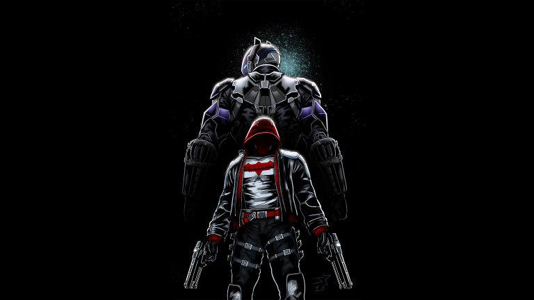 red hood wallpaper 073
