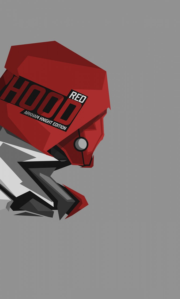 red hood wallpaper 074
