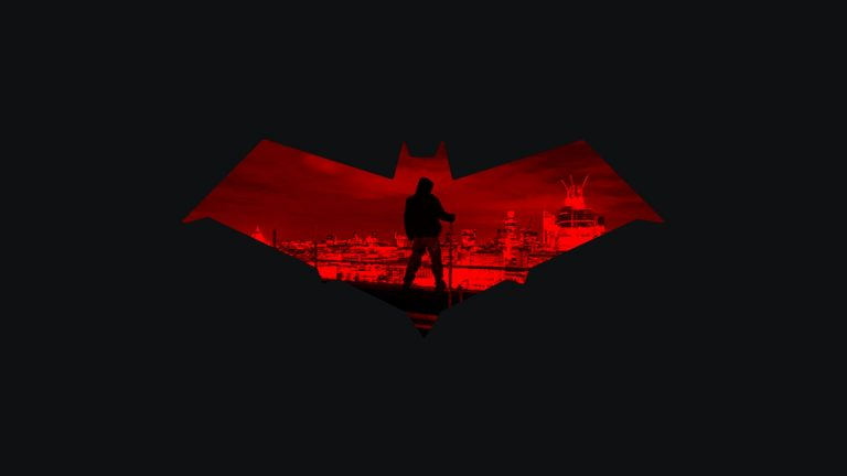 red hood wallpaper 075