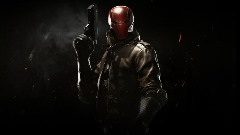 red hood wallpaper 080
