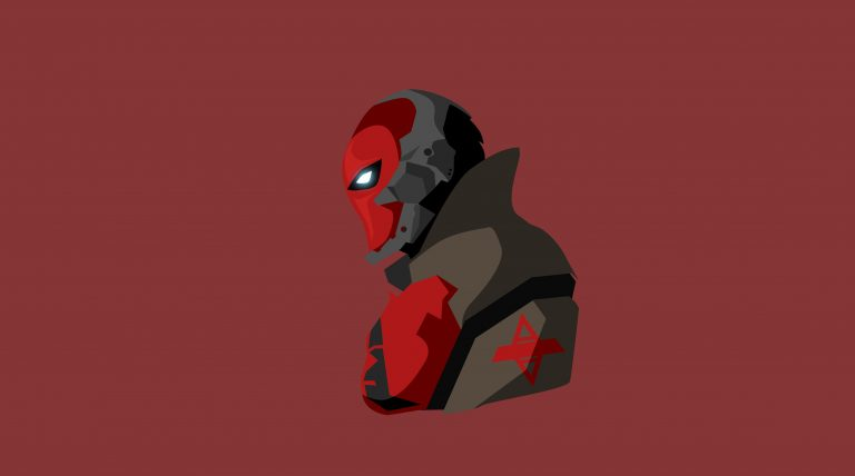 red hood wallpaper 082