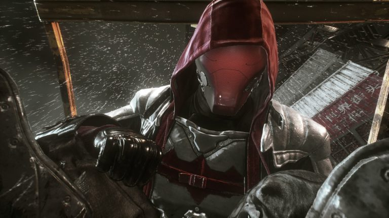 red hood wallpaper 087