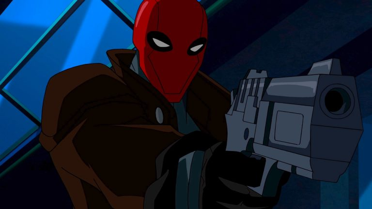 red hood wallpaper 088