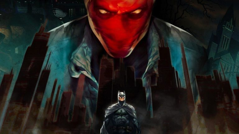 red hood wallpaper 098