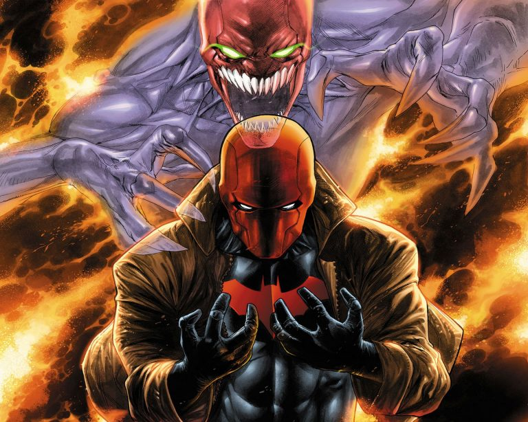 red hood wallpaper 102