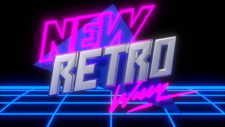 retrowave wallpaper 069